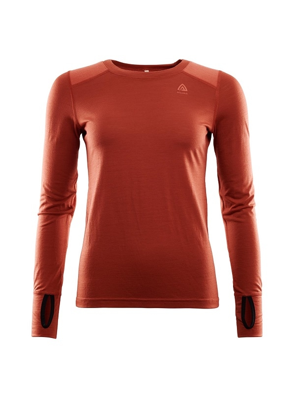 ACLIMA Lightwool Reinforced Crewneck