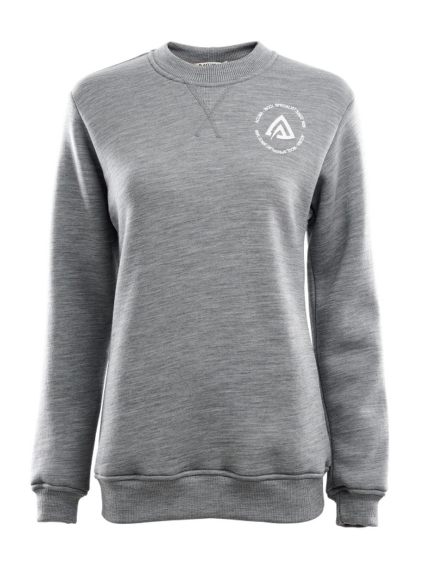 ACLIMA Fleecewool crew neck