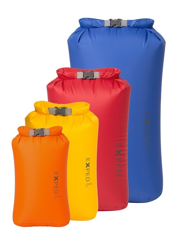EXPED Fold-drybag BS 4-pk