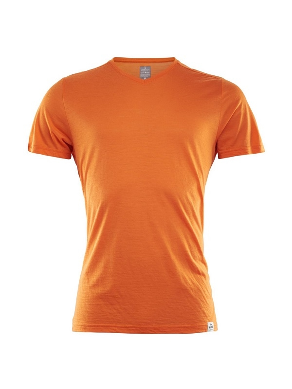 ACLIMA Lightwool T-shirt v-hals