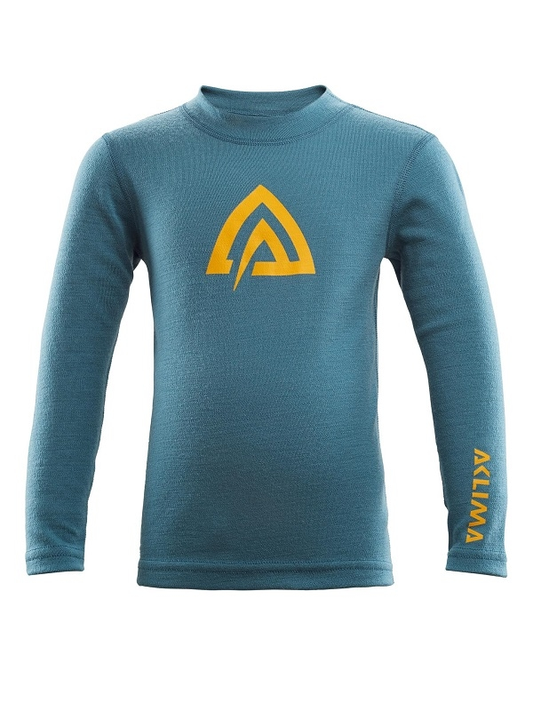 ACLIMA Warmwool crew neck children